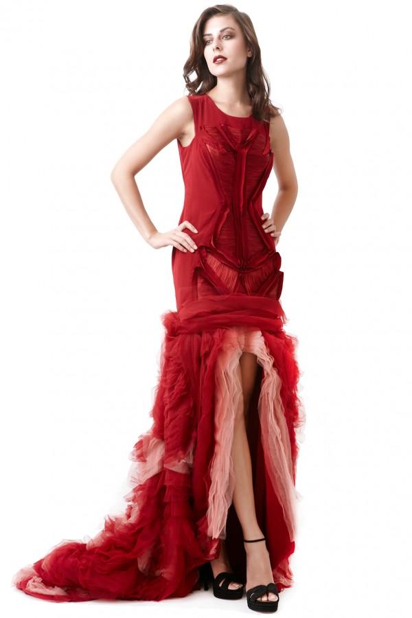 Вечернее платье ЛБ017-1