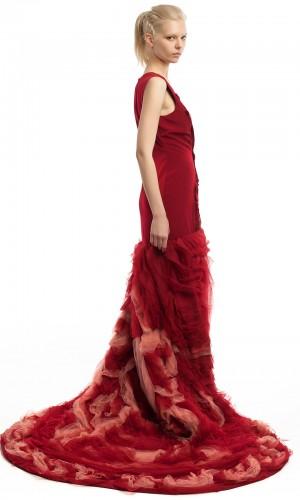 Вечернее платье ЛБ017-2