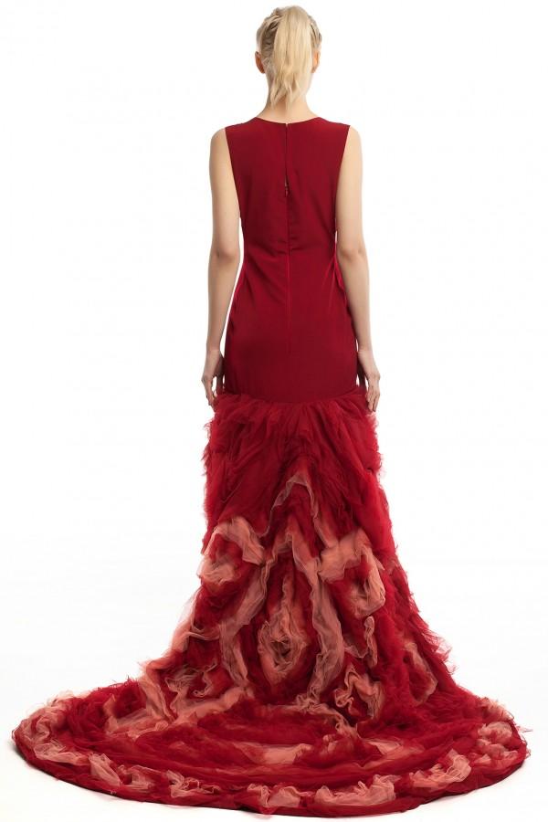 Вечернее платье ЛБ017-3