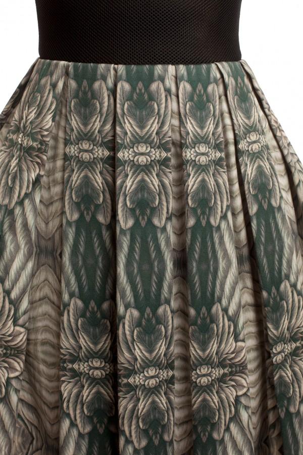 Длинное платье ЛБ011-5