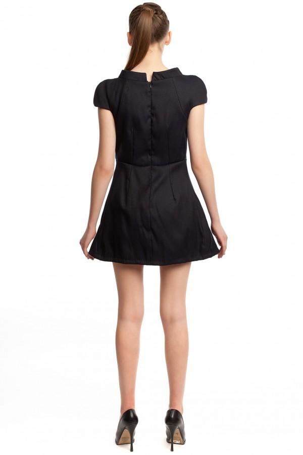 Маленькое черное платье БК004-02-3