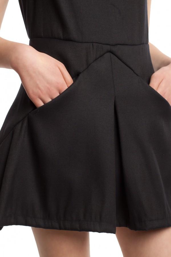 Маленькое черное платье БК004-02-5