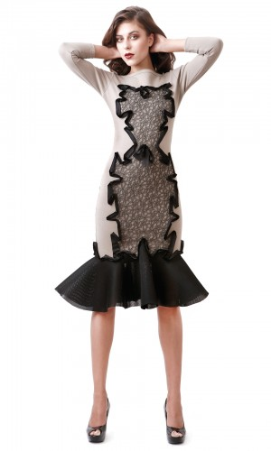 Платье Сирена ЛБ008-1