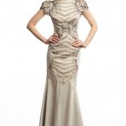 Платье длинное Сирена ЛБ007-1