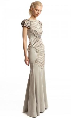 Платье длинное Сирена ЛБ007-2