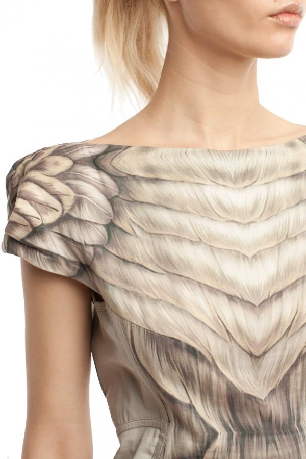 Платье длинное Сирена ЛБ007-4