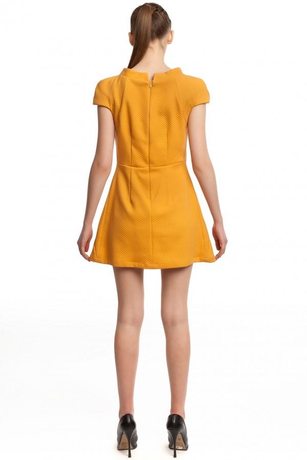 Платье оригами хлопок БК004-3-3