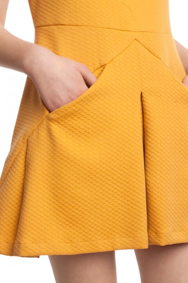 Платье оригами хлопок БК004-3-5