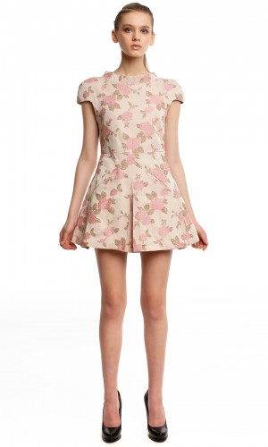 Платье оригами хлопок БК004-4-1