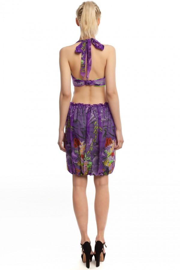 Пляжное платье БТ004-3